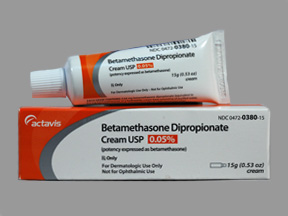 Betamethasone topical over the counter