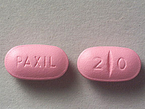 Paroxetine 20 Mg Side Effects